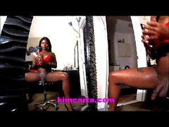 Kim Carta...Jacking in the Mirror