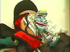 Black Teen Shai Analed By Ski Masked Guy