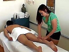 Massage turns into full body massage