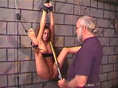 Nicole Stretched and Tortured (Part 3)