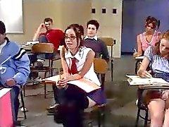 Ann Harlow luokassa