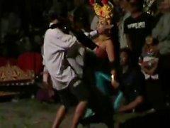 Bali ancient erotic sexy dance 4