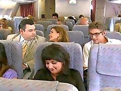 De anke Engelke de - Sexo im Flugzeug