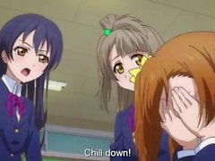 2.5 Love Live! Abridged episode 1 (subbed)
