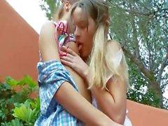 Romantic lesbo adventure from slovakia