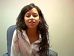 sollicitatiegesprek verandert in porno video