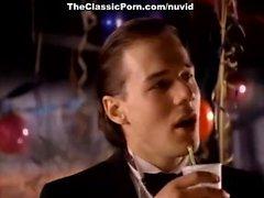 Selena Steele, Tracy Wynn, Randy Spears in classic fuck clip