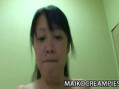 Sachie Hasegawa - Fica Pelosa Giapponese età matura Alla pecorino Scopate