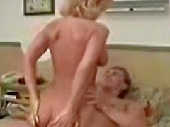 Sammie Sparks in anal Threesome