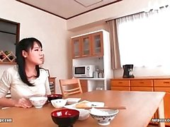 Hot Japanese Babe Gives Cunt For Fuck