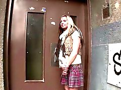 étudiante allemande arriver sa date La Première Fois Fuck for d'argent