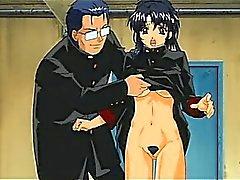 Hentai hotties bisessuale dildo ogni altre fiche affamato