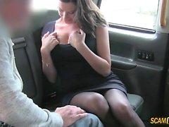 Varm prostituerad Rumäniens idioterna av kontanter