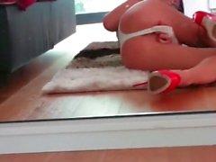 myyn käytettävä pikkuhousunsuojat eBay tähän video- tehden likainen