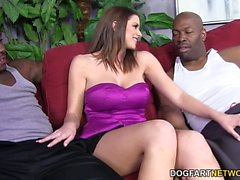 Brooklyn Chase Takes Two BBCs