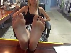 Hot Teen Feet