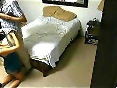 Casera de webcam cogida doscientos noventa y siete