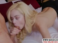Dad Fucks My Young Blonde Stepmom Elsa Jean