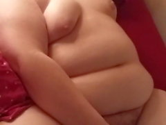 Wife having multiple orgasms with toy
