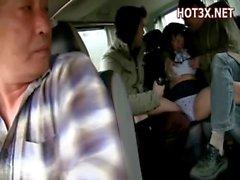 その娘、爆乳につき ~狙われたIカップ102cm 吉永あかね~ Yoshinaga Akane