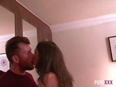PURE XXX FILMS Julia de Lucia is one horny slut