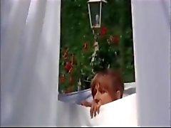 Orchidea De Santis as Gorgeous maid from La Nipote movie(p2)