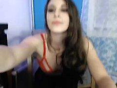 Brunette BDSM pussy fetish working