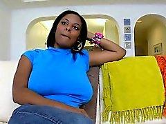 XXL Tits Babe Alia Starr