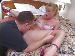 Bethany Sweet loves anal sex