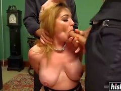 Kiki Daire Enjoys Some Hardcore Pounding