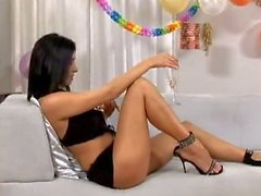 Stunning Anetta Keys in lesbian scene. Must see!