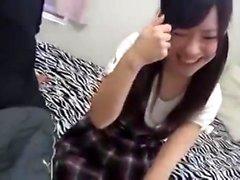 Amateur Asian Teen POV BJ