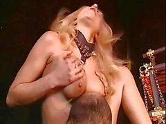 Italian orgy with Blondie