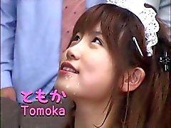 Tomoka - träningsmål av en Housemaid