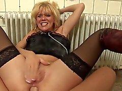 Saksan Anna Anal Action