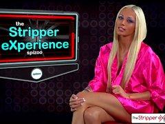 Stripperiin Experience - Rikki kestää kaksi Dicks samaan aikaan