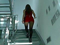 Azeri Girl Casting Video (Elnara)