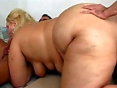 german ssbbw gets fucked after nursing guys wounds!