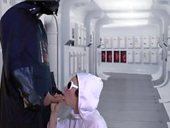 Darth Vader fucks Princess Leia