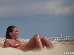 Shaved Hot Pussy Beach Milfs Voyeur Spy Hidden Cam HD Video