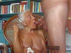 Pervert granny lover