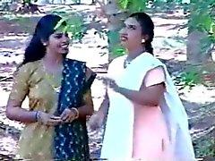 La India Lesbian disfrutar (B de categoría A actriz de Roshini ) no se ve