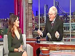 Salma Hayek - Letterman