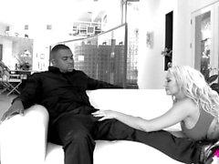 A Black And White Affair - Summer Brielle's interracial anal at ArchAngel