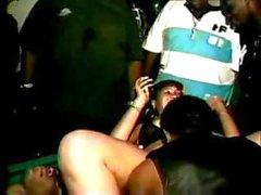 Underground Black Stripper Sex Party