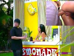 секс продажа лимонада